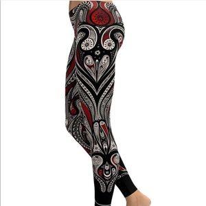 9acc07683ef03e GearBunch Pants | Mandela Ornament Pattern Print Leggings | Poshmark